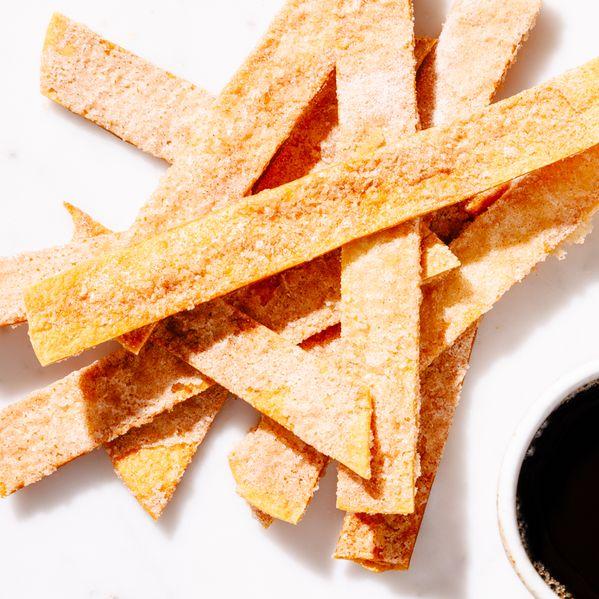 Cinnamon Sugar Tortilla Crisps narrow display