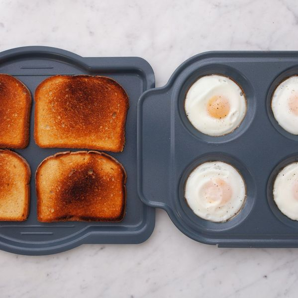 Eggs and White Toast narrow display