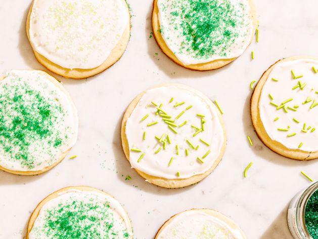 Sugar Cookies wide display