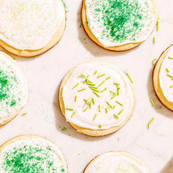 Sugar Cookies narrow display