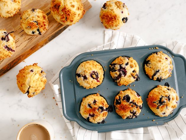 Blueberry Muffins wide display