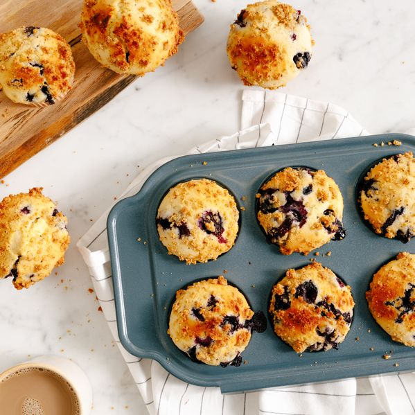 Blueberry Muffins narrow display