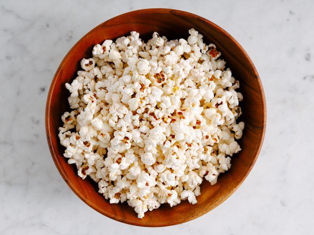 Popcorn wide display
