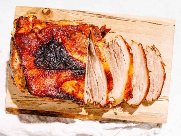 Pulled Pork wide display