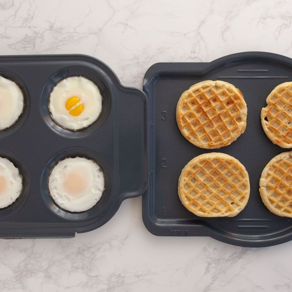 Eggs and Frozen Waffles narrow display