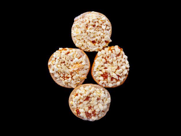 Frozen Mini Pizza Bagels wide display