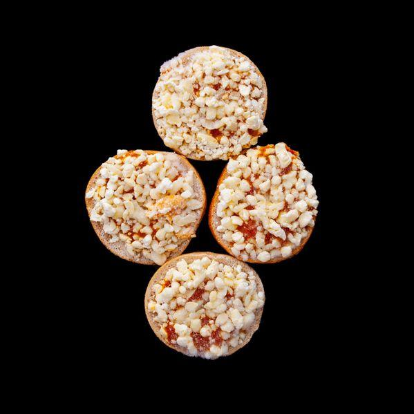 Frozen Mini Pizza Bagels narrow display