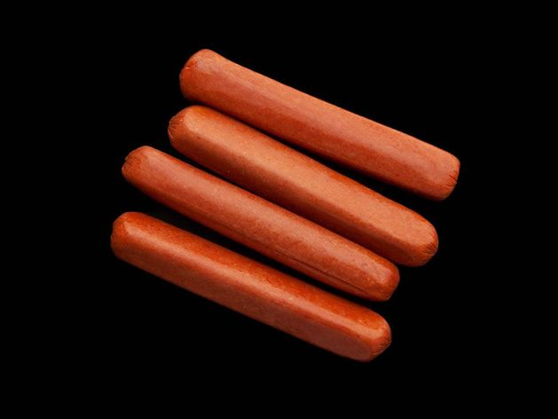 Pork Hot Dogs (Pre-cooked)