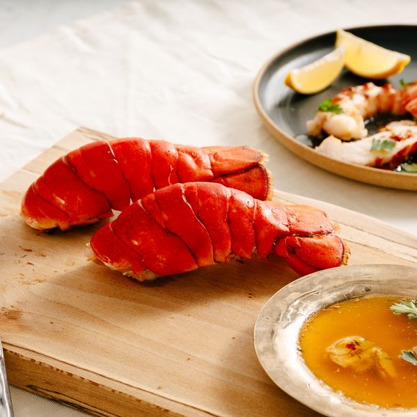 Roasted Lobster Tails narrow display