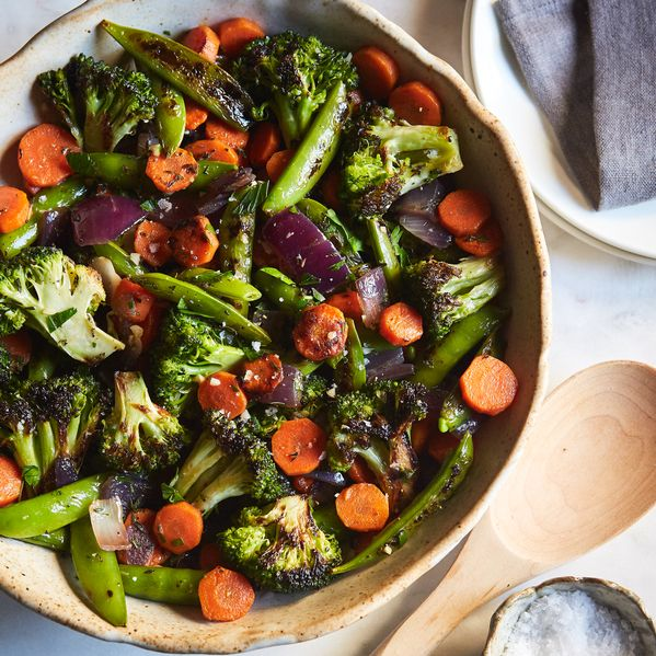 Roasted Mixed Vegetables narrow display