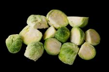 Brussels Sprouts narrow display