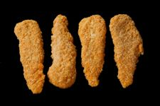 Frozen Chicken Tenders wide display