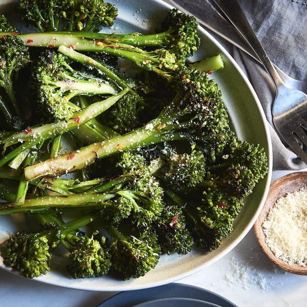 Roasted Baby Broccoli narrow display