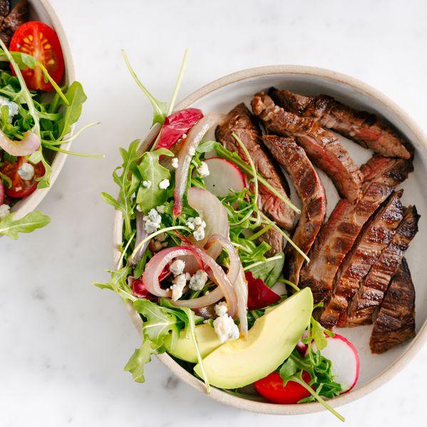 Brava Steak Salad narrow display