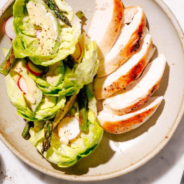 Spring Chicken Salad narrow display