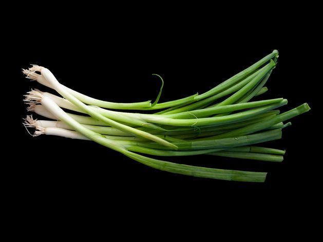Green Onions (Scallions) wide display