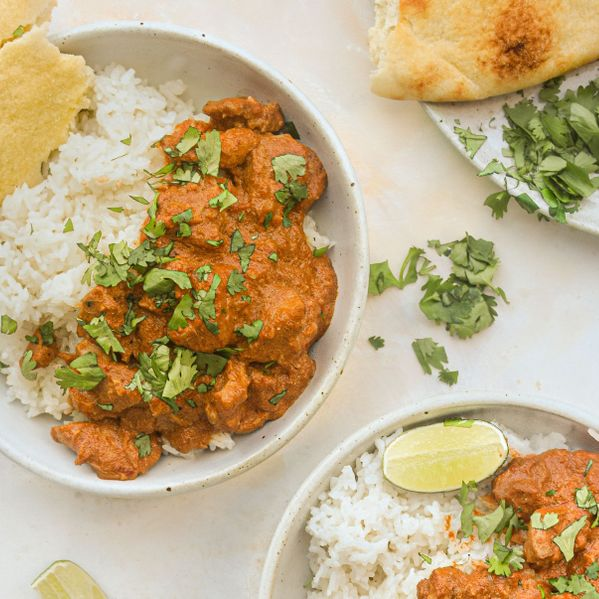 Butter Chicken narrow display