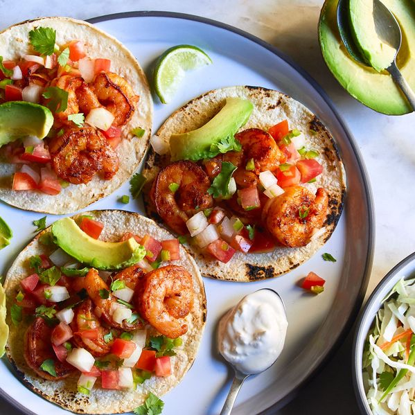 Chipotle Shrimp Tacos narrow display