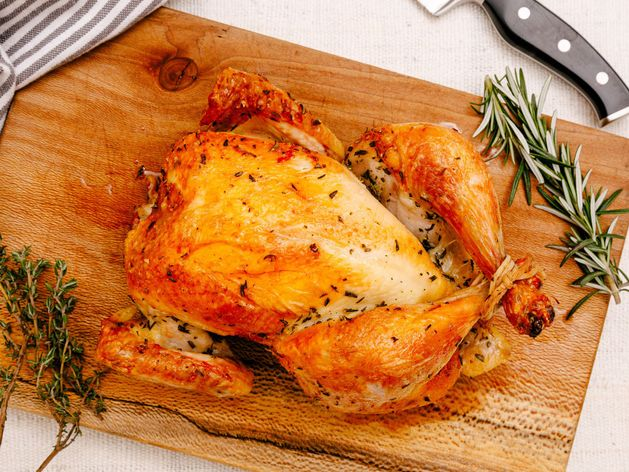 Herby Roasted Chicken wide display