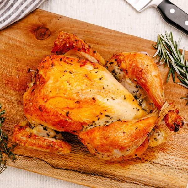 Herby Roasted Chicken narrow display