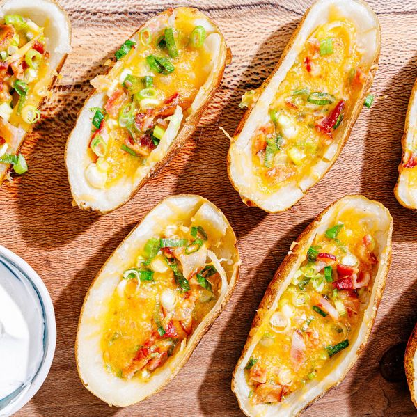 Brava Air Fried Potato Skins narrow display