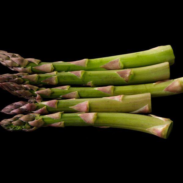 Asparagus narrow display