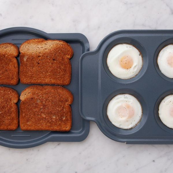 Eggs and Wheat Toast narrow display