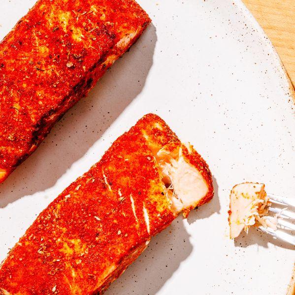 Blackened Salmon (Skinless) narrow display