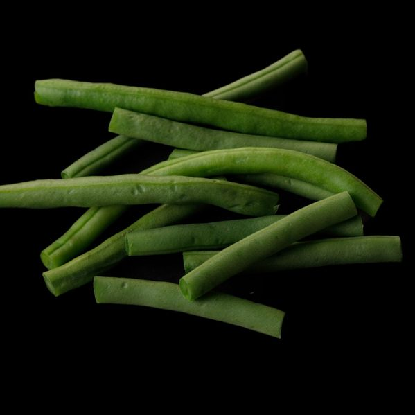 Green Beans narrow display