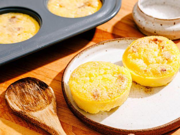 Slow Cooked Egg Bites wide display