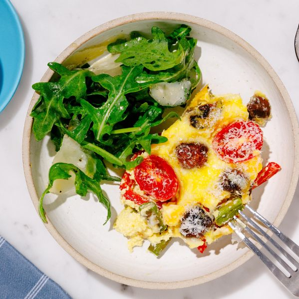 Frittata for a Crowd narrow display