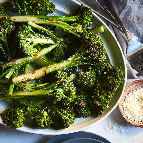 Roasted Baby Broccoli narrow display