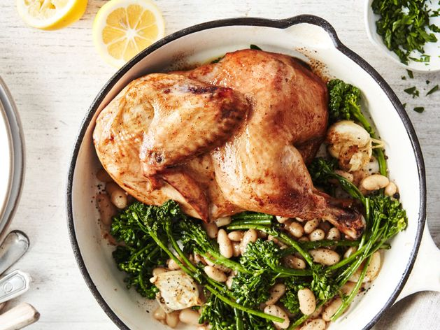 Good Eggs One-Pan Chicken wide display