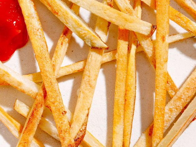 Classic French Fries wide display