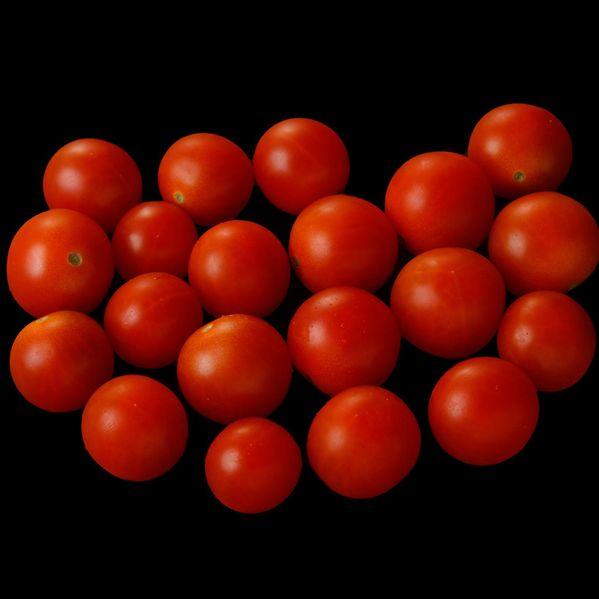Cherry Tomatoes narrow display
