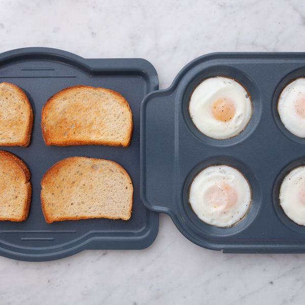 Eggs and Sourdough Toast narrow display