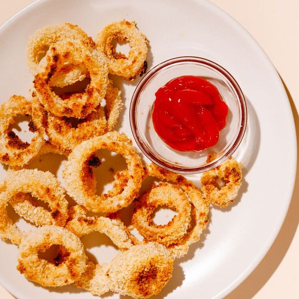 Oven-Fried Onion Rings narrow display