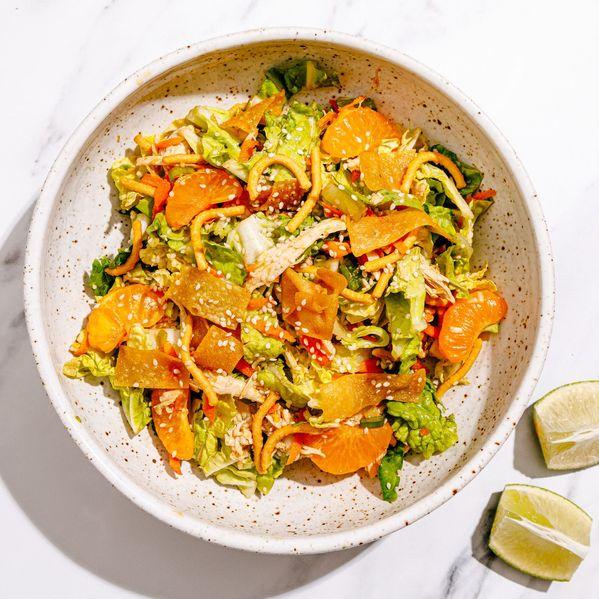 Chinese Chicken Salad narrow display