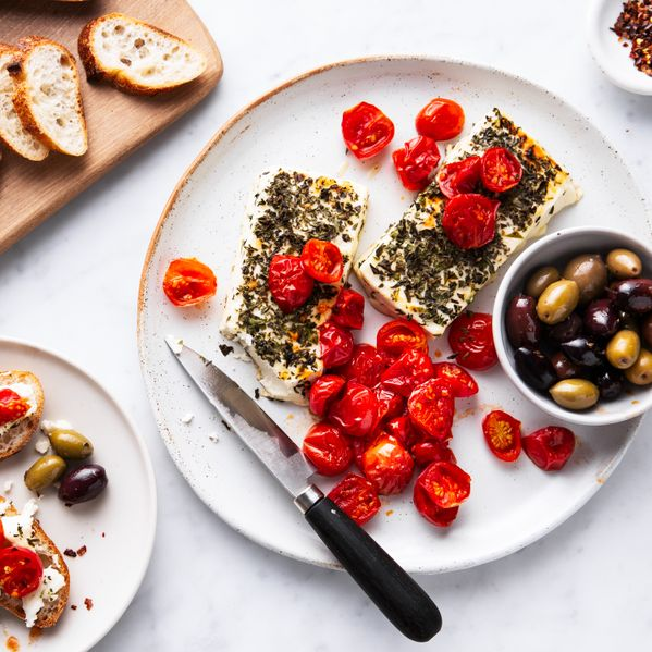 Baked Feta narrow display