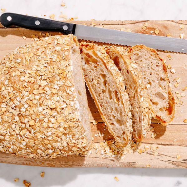 No-Knead Bread narrow display