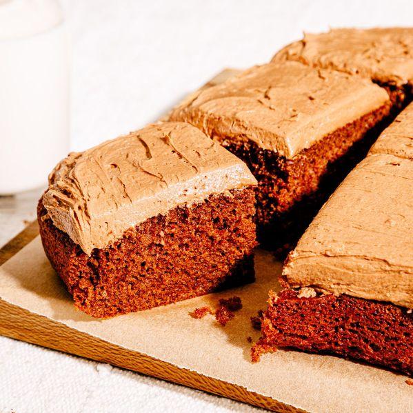 Easy Chocolate Cake narrow display