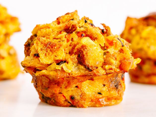 Stuffing Muffins wide display