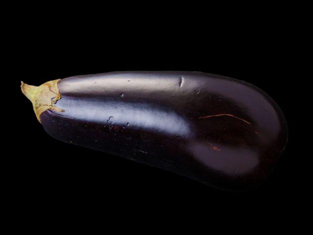 Eggplant wide display