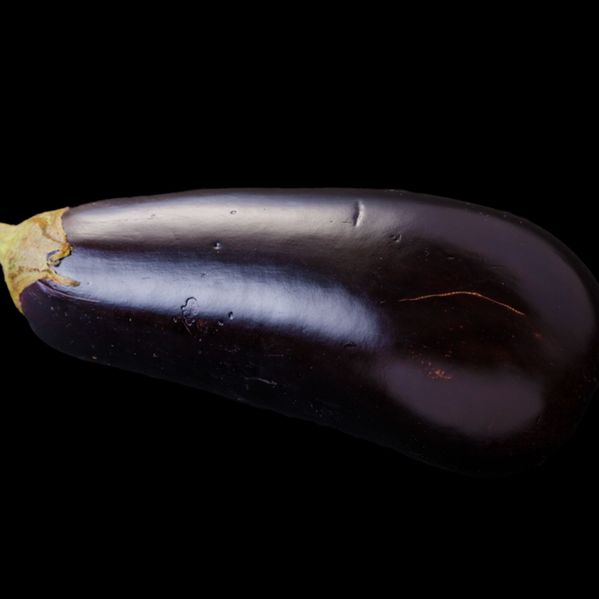 Eggplant narrow display