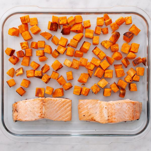 Salmon (Skinless) and Sweet Potatoes narrow display