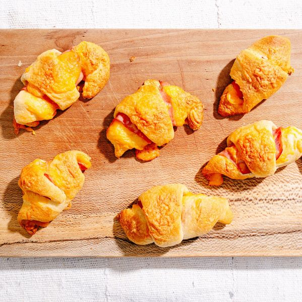 Ham and Cheese Crescent Rolls narrow display
