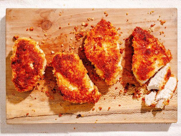 Crispy Chicken Breasts