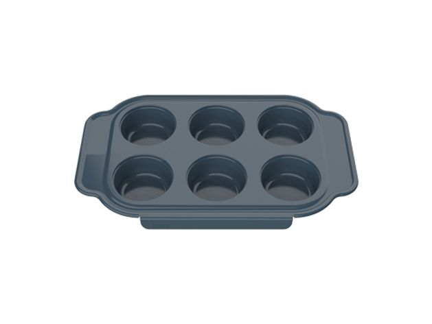 Brava Muffin Tin wide display