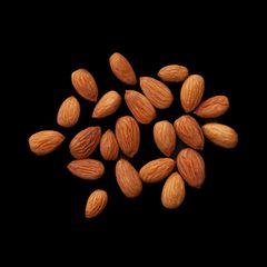 Almonds (Skin on)