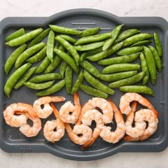 Shrimp & Snap Peas
